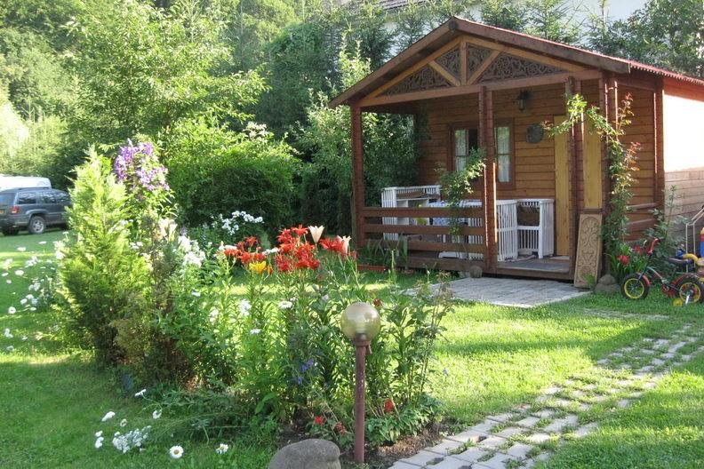 Camping Vasskert, Sovata