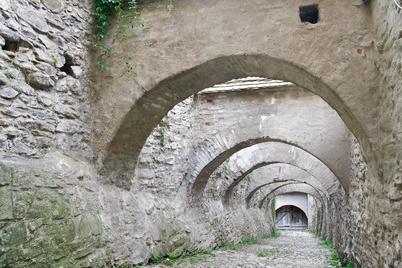 Biertan, Cetatea Fortificata