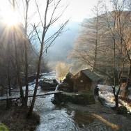 Rezervatia mulinologica de pe Valea Rudariei, Eftimie Murgu
