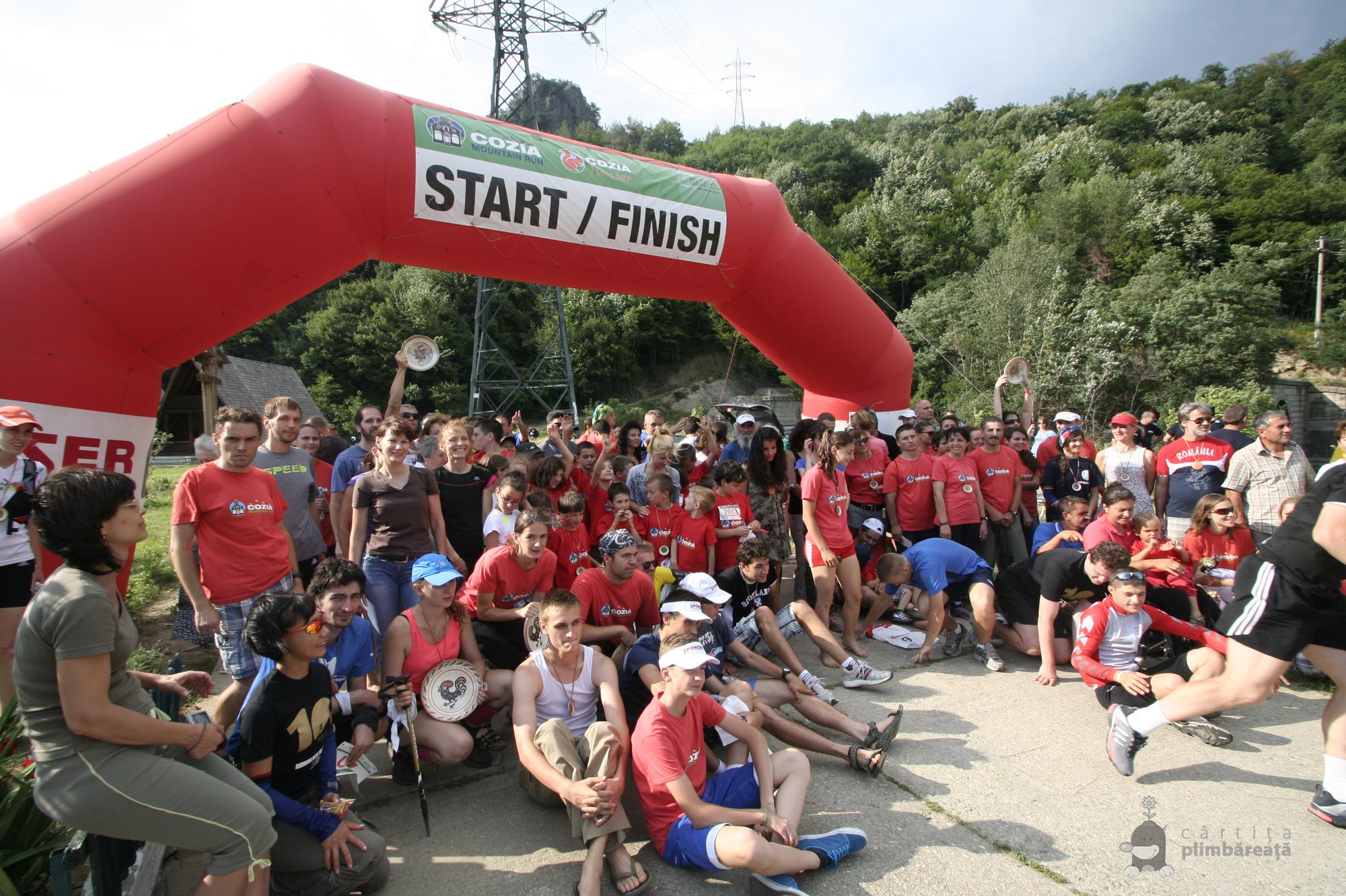 2014.04_Cozia Mountain Run