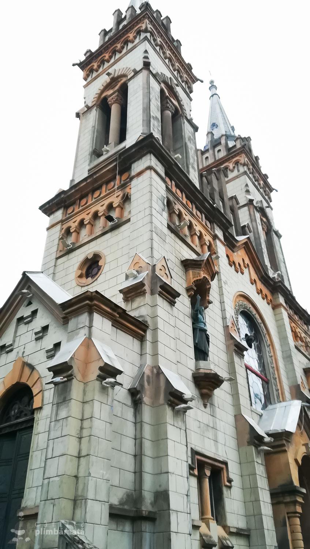 Catedrala Ortodoxa a Maicii Domnului - ex laborator High Voltage