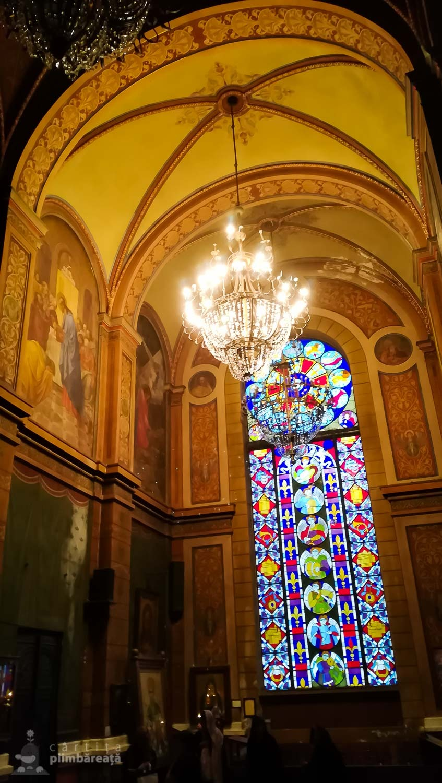 Interior Catedrala Ortodoxa a Maicii Domnului