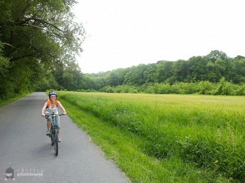 Bicicleta- soc - maci si natura la Manastirea Tiganesti_05