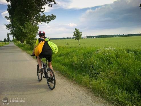Bicicleta- soc - maci si natura la Manastirea Tiganesti_09