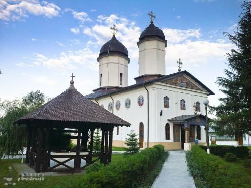 Bicicleta- soc - maci si natura la Manastirea Tiganesti_16