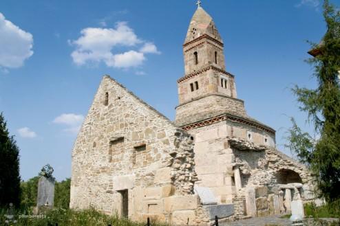 """Biserica """"Sfantul Nicolae"""" din Densus, Depresiunea Hateg"""