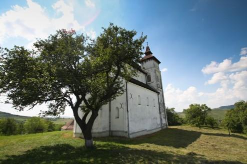Biserica evanghelica din Herina, Bistrita-Nasaud