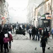 Imbulzeala pe Republicii - Brasov, Oras de poveste