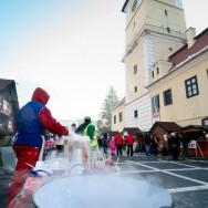 Aburi cu aroma de scortisoara - Brasov, Oras de poveste