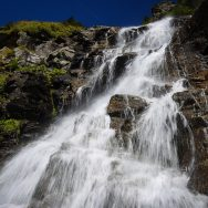 Cascada Capra - Transfagarasan