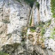 Cascada Vanturatoarea, unul din cele mai frumoase locuri din Romania (Muntii Cernei, Baile Herculane)