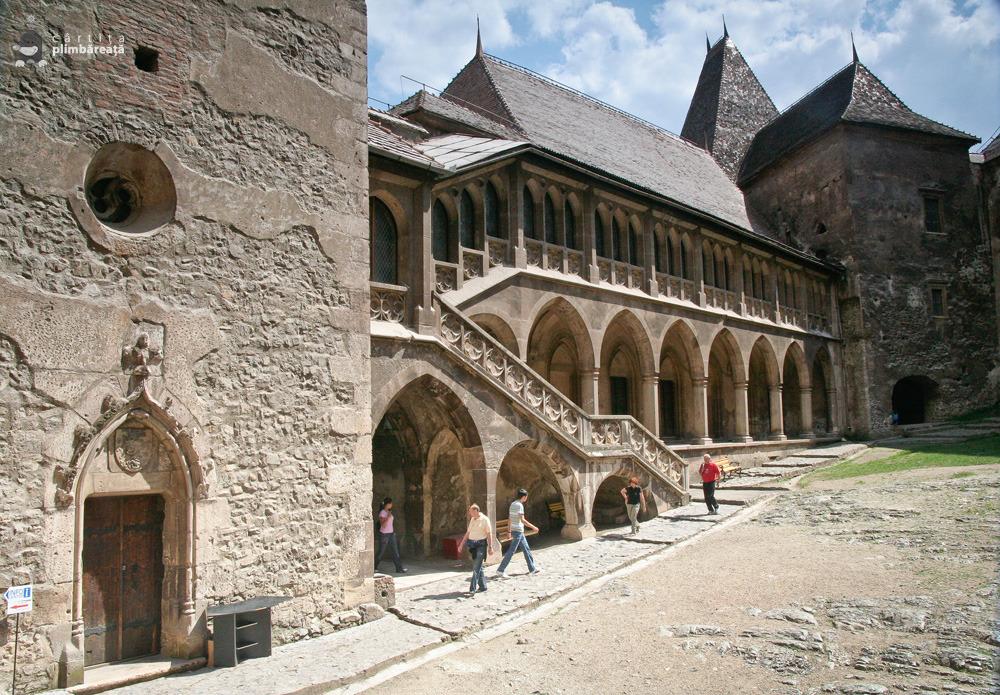 Castelul Corvinilor - Castelul Huniazilor - Hunedoara_04