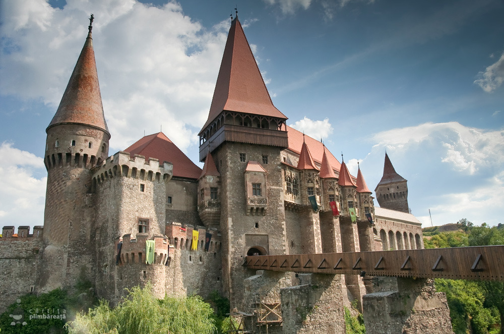 Castelul Corvinilor - Castelul Huniazilor - Hunedoara_14