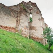 Zidurile in partea de sud - Cetatea din Slimnic - Stolzenburg_22