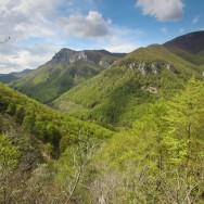 Valea Cernei (Cheile Tasnei-Valea Cernei, Muntii Mehedinti)