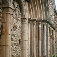 Portalul de vest - Cetatea Cisnadioara