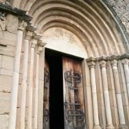 Srcadele portalului romanic - Cetatea Cisnadioara