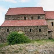 Biserica din cetate -Cetatea Cisnadioara