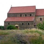 Biserica romanica - Cetatea Cisnadioara