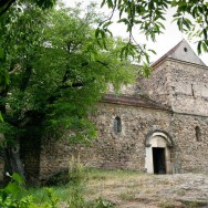 Biserica din cetate - Cetate Cisnadioara