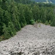 Mare de bolovani - Detunatele - Muntii Apuseni / Metaliferi