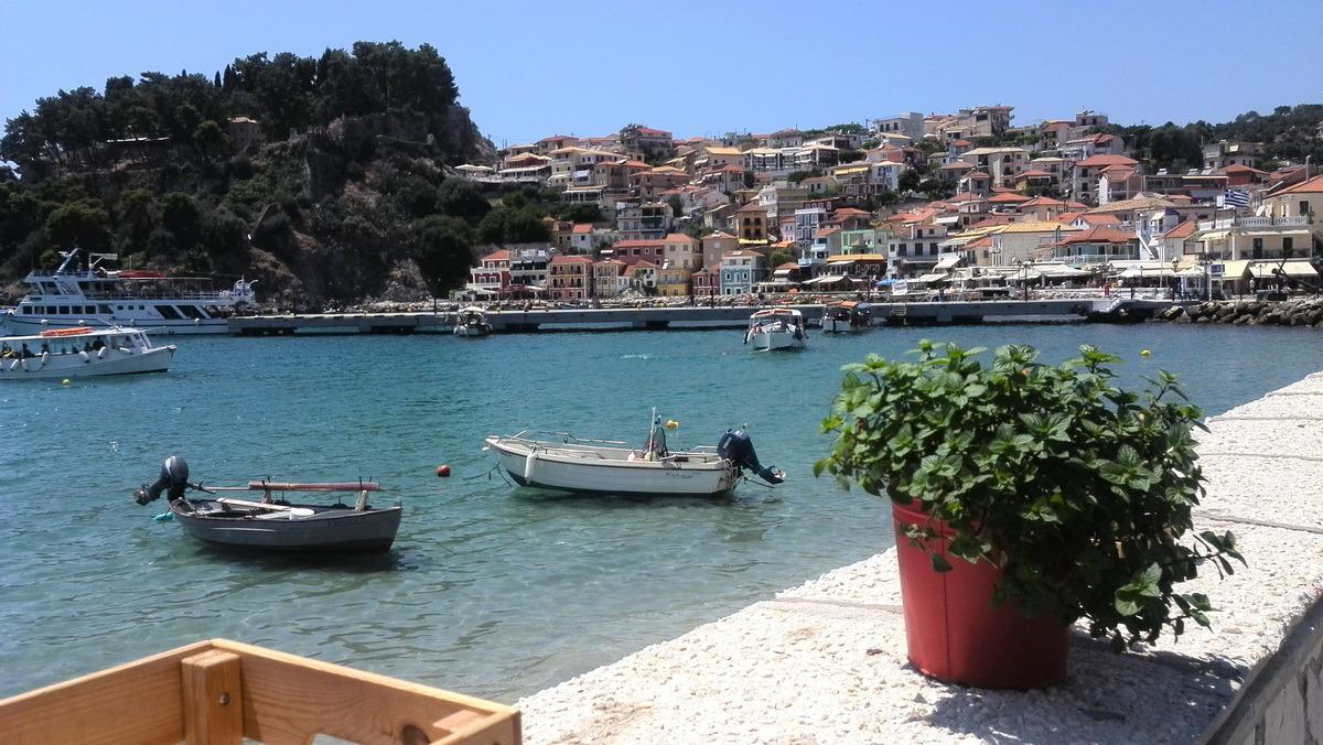 Grecia - Parga si Lefkada cu masina
