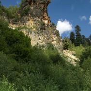 Piatra Corbului, monument al naturii