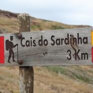 In Madeira traseele nu au timpi - au kilometri :-)
