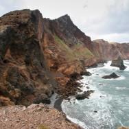 Madeira - peninsula Sao Lourenco