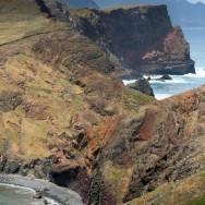 Una din cele mai faine privelisti din peninsula Sao Laurenco