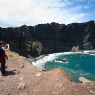 Peisaj superb si trasee sigure - Madeira - Peninsula Sao Laurenco