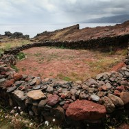 Loc de cort amenajat - Peisaj superb si trasee sigure - Madeira - Peninsula Sao Laurenco