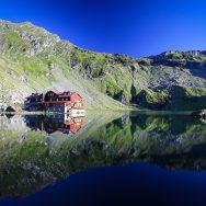 Lacul si Cabana Balea - Fagaras 3