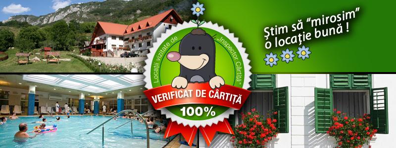 "100% Verificat de Cartita - Stim sa ""mirosim"" o locatie buna"