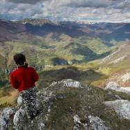 Valea Cernei, Muntii Cernei si Muntii Godeanu - Poienile de Sus ale Cernei