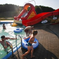 Parcul balnear Baile Figa - Beclean 108
