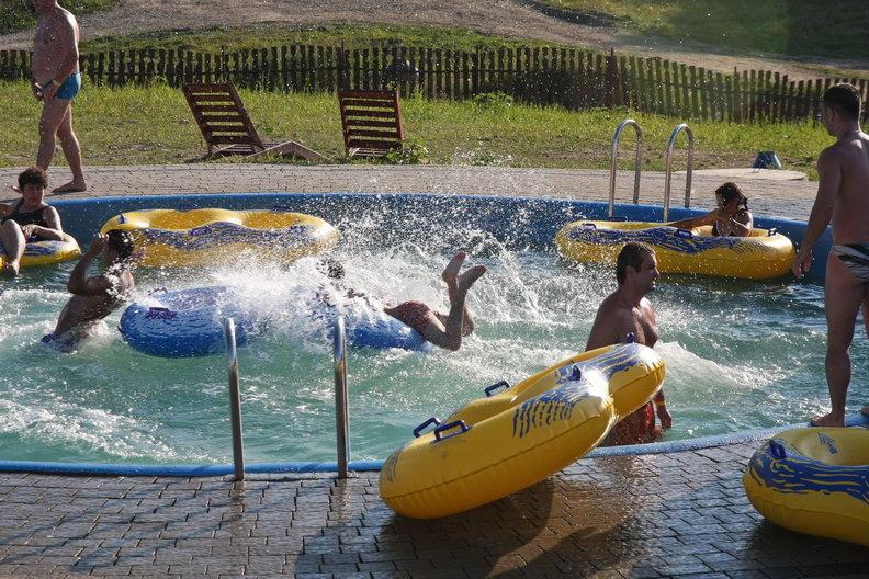 Parcul balnear Baile Figa, Beclean, Bistrita-Nasaud