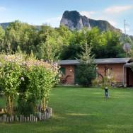 Casuta cu acareturi - Pensiune Camping Gyopar