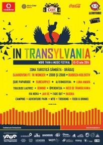 Afis In Transylvania 2014