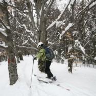 Schi de tura in Ciucas 15 februarie 2013