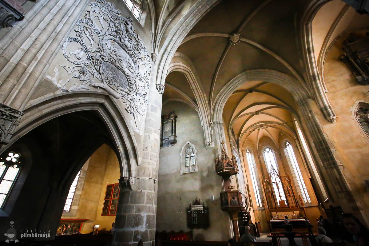 Sibiu - Biserica Evanghelica