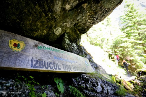 Valea si Cheile Horoabei - Muntii Bucegi
