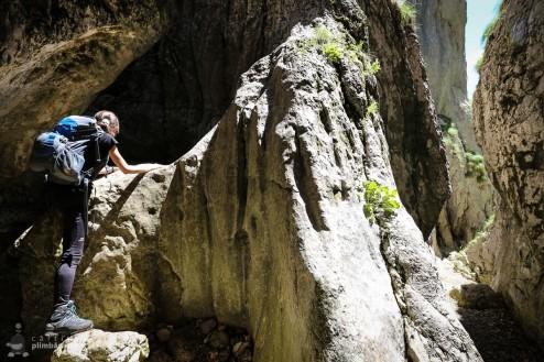 Valea si Cheile Horoabei - Muntii Bucegi_13