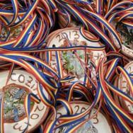 Medaliile de Horezu asteapta finalistii la Cozia Mountain Run - concurs de alergare montana