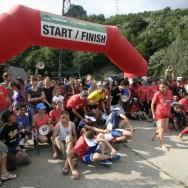 Festivitatea de premiere - Cozia Mountain Run - concurs de alergare montana