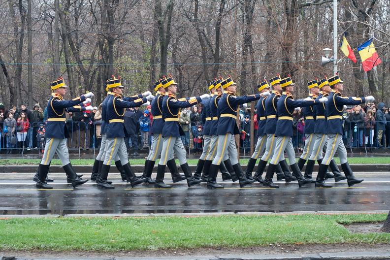 1 Decembrie_Parada Militara
