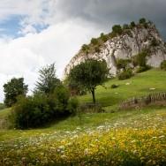 Pietrele Ampoitei - Muntii Trascau