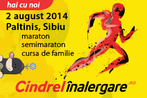 Cindrel InAlergare 2 august 2014, Paltinis, Sibiu