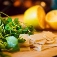 tagliata con rucola e parmigiano_sandwich